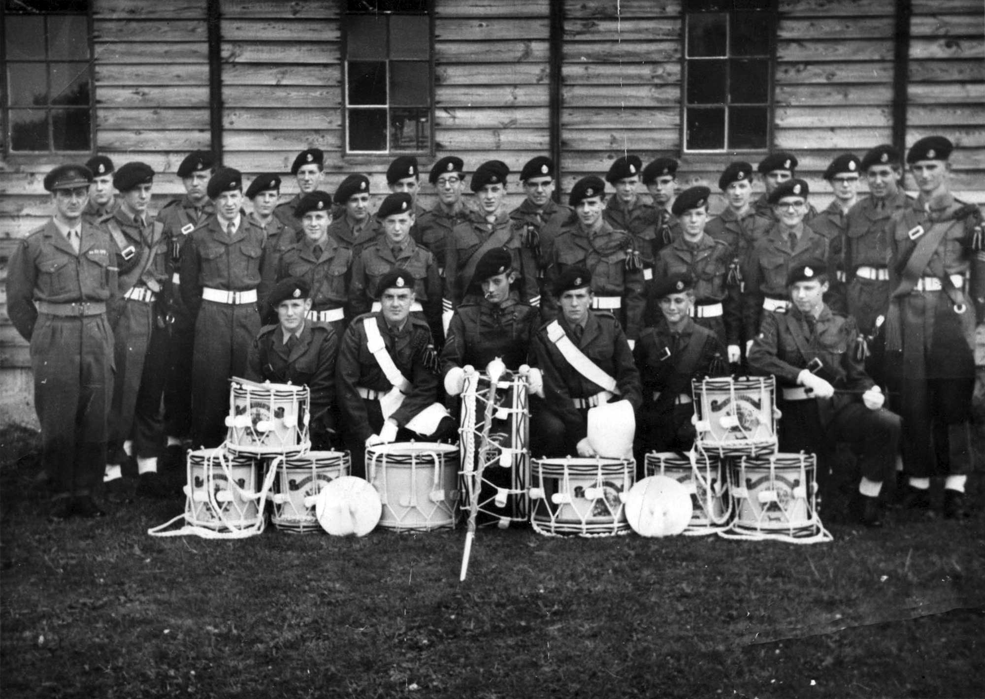 Cadet Force Band
