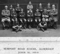 Newport Road School