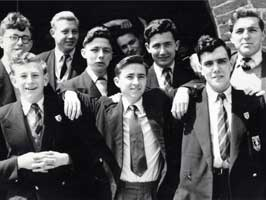 The Upper Sixth (Arts) of 1957